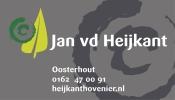 Parkfeest sponsor Jan v/d Heijkant