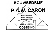 Parkfeest sponsor P.A.W. Caron