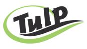Parkfeest sponsor Tulp Belettering