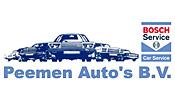 Parkfeest sponsor Peemen Auto's B.V.