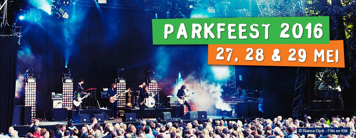Parkfeest niet eerste maar tweede weekend na Pinksteren
