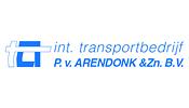 Parkfeest sponsor P. van Arendonk & Zn