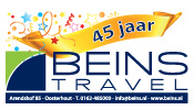 Parkfeest sponsor Beins Travel
