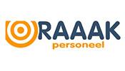 Parkfeest sponsor Raaak personeel