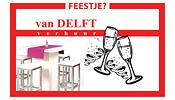 Parkfeest sponsor Van DELFT verhuur
