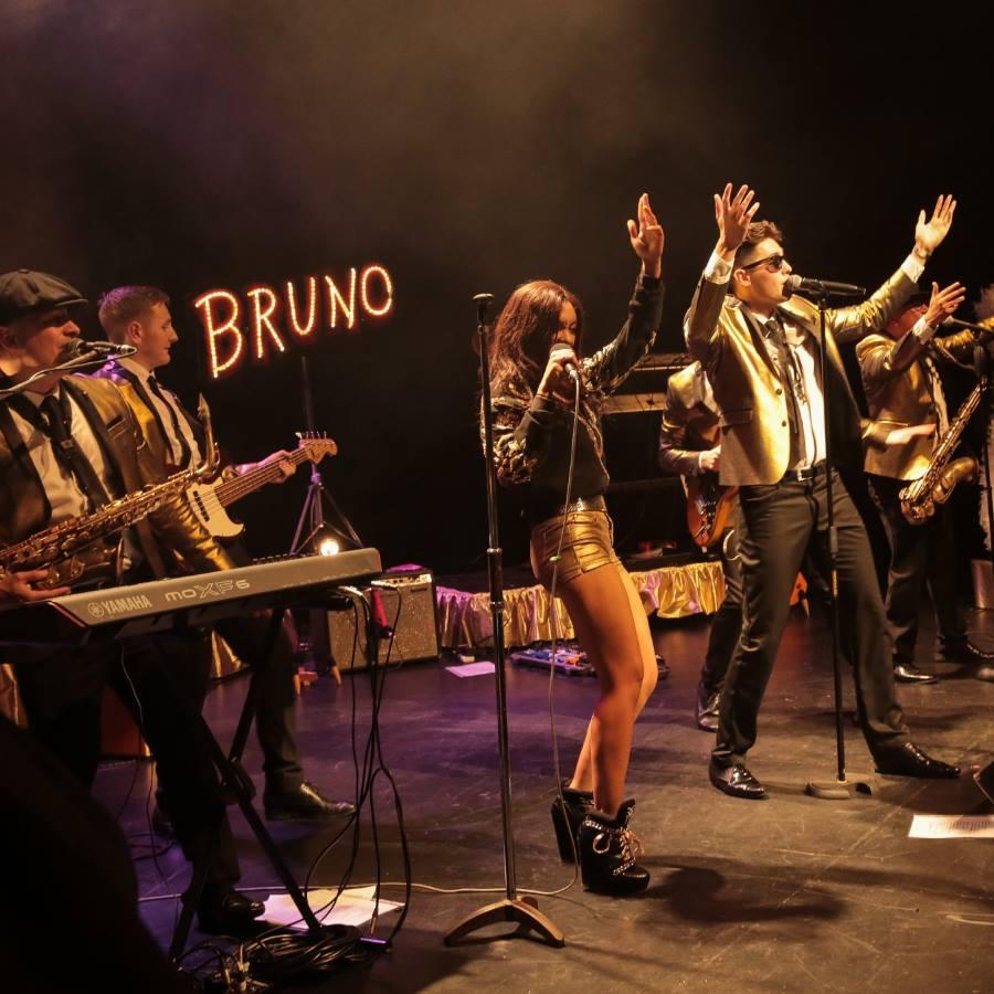 Bruno Mars Tribute (UK)