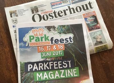 Parkfeest Magazine 2017